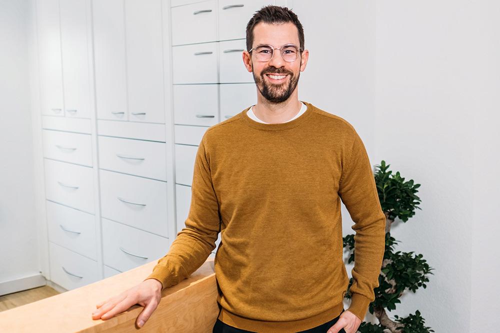 Jens Voß, Ergotherapie Vaihingen Inhaber