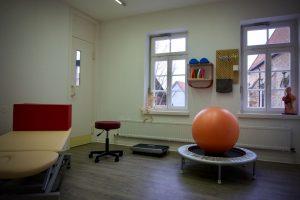 Ergotherapie Vaihingen: Praxisraum für manuelle Therapie