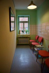 Ergotherapie Vaihingen: Wartezimmer